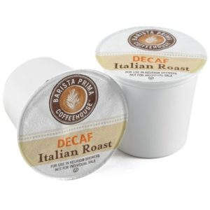 Barista-Prima-Coffee-Italian-Roast-Decaf-K-Cup-Portion-Pack-for-Keurig-Brewers-24-Count-Pack-of-2-0