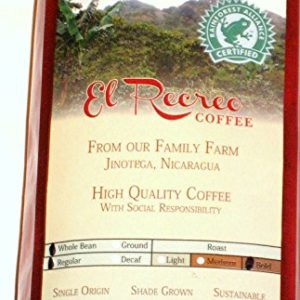 El-Recreo-Estate-Nicaragua-Premium-Coffee-Whole-Beans-Roast-High-Quality-Coffee-with-Social-Responsibility-1-lb-Whole-Bean-0