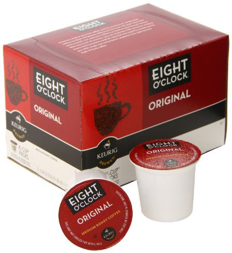 Top Cup Pack : Eight o clock coffee the original keurig single serve k